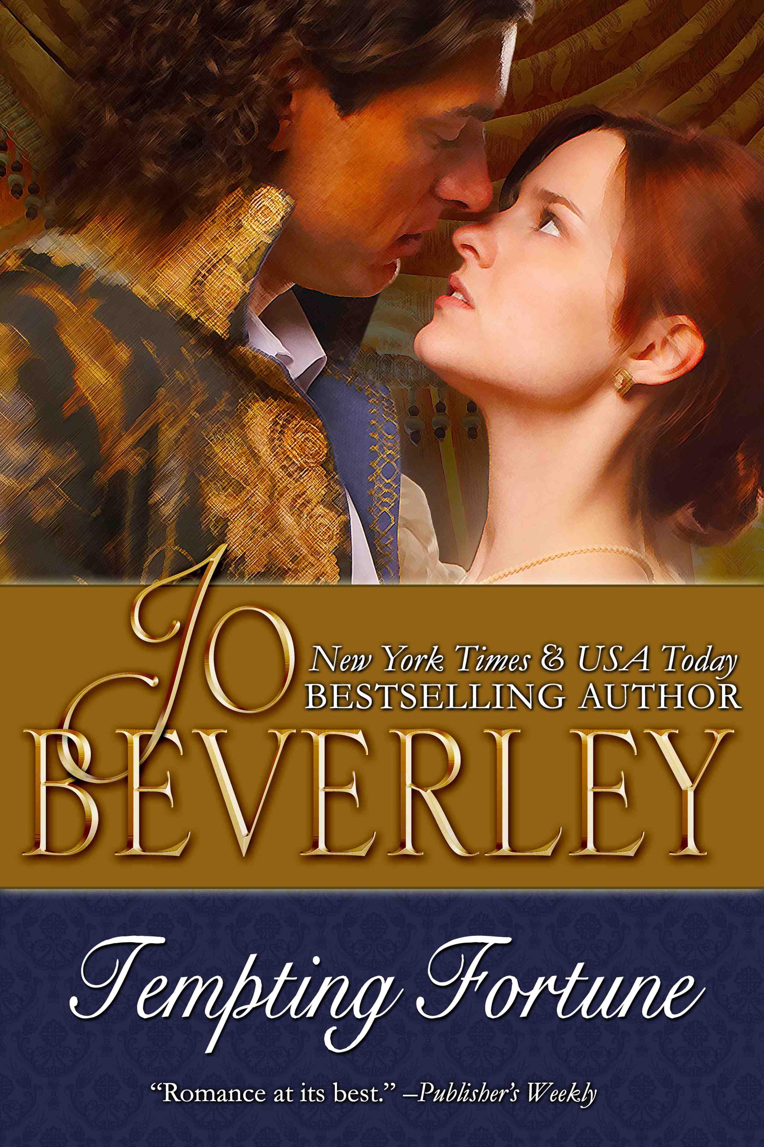 Order of Jo Beverley Books